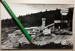 Photo De Presse 1959 Mine Uranium Saint Priest La Prugne Loire Mines - Autres Communes
