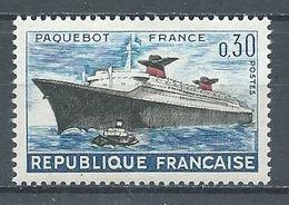 France YT N°1325 Paquebot France Neuf ** - Nuevos