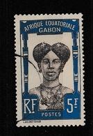 GABON YT 65 Oblitéré - Gabon (1886-1936)