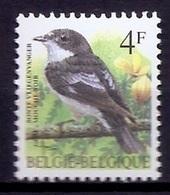 BELGIE * Buzin * Nr 2654 * Postfris Xx * FLUOR  PAPIER - GELE GOM - 1985-.. Oiseaux (Buzin)