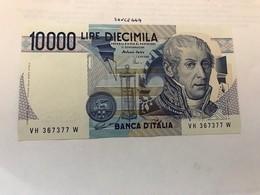 Italy Volta Uncirculated Banknote 1984 #19 - [ 2] 1946-… : Républic