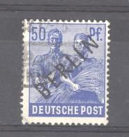 Allemagne  -  Berlin   :  Mi  13  (o)    ,  N2 - Berlin (West)