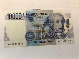 Italy Volta Uncirculated Banknote 1984 #17 - [ 2] 1946-… : Républic