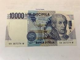 Italy Volta Uncirculated Banknote 1984 #16 - [ 2] 1946-… : République