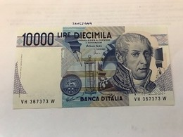 Italy Volta Uncirculated Banknote 1984 #15 - [ 2] 1946-… : République