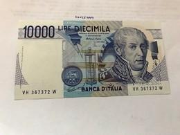 Italy Volta Uncirculated Banknote 1984 #14 - [ 2] 1946-… : Républic