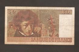 FRANCIA 10 FRANCS 1978 (W54) - 10 F 1972-1978 ''Berlioz''