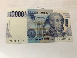 Italy Volta Uncirculated Banknote 1984 #13 - [ 2] 1946-… : République