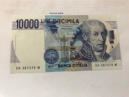 Italy Volta Uncirculated Banknote 1984 #12 - [ 2] 1946-… : Républic