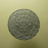 Brazil 300 Reis 1940 - Brésil