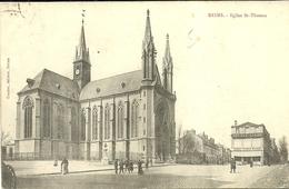 REIMS  -- église St-Thomas                                                  -- Gontier - Reims