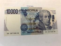 Italy Volta Uncirculated Banknote 1984 #8 - [ 2] 1946-… : Républic