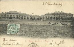 REIMS  -- Quartier Du 22è Dragons                                                  -- Royer 99 - Reims