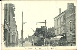 REIMS  -- Rue De Neufcahtel Vers Les Casernes                                                 -- Graff Et Lambert 328 - Reims