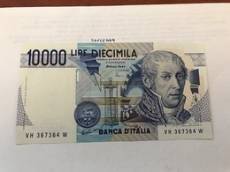 Italy Volta Uncirculated Banknote 1984 #6 - [ 2] 1946-… : République