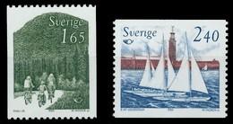 SCHWEDEN 1983 Nr 1230-1231 Postfrisch SB0484E - Suède