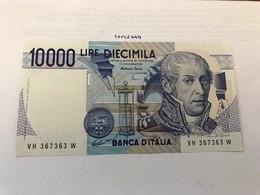 Italy Volta Uncirculated Banknote 1984 #5 - [ 2] 1946-… : Républic