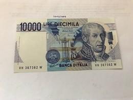 Italy Volta Uncirculated Banknote 1984 #4 - [ 2] 1946-… : Républic