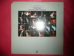 LP33 N°3717 - OTIS REDDING & THE JIMI HENDRIX EXPERIENCE - 2029 - Rock