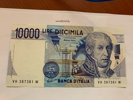 Italy Volta Uncirculated Banknote 1984 #25 - [ 2] 1946-… : Républic