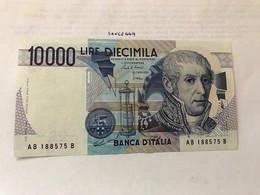Italy Volta Uncirculated Banknote 1984 #3 - [ 2] 1946-… : République