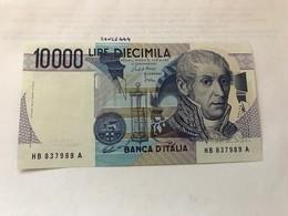 Italy Volta Uncirculated Banknote 1984 #2 - [ 2] 1946-… : Républic