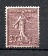 F2 France N° 131 ** à 10% De La Côte. A Saisir !!! - 1903-60 Semeuse Lignée