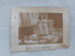 Constantine (en Photo) .femme Arabe. Algérie - Algerien