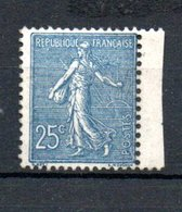 F2 France N° 132 ** à 10% De La Côte. A Saisir !!! - 1903-60 Semeuse Lignée