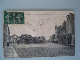 TARBES - Le Bl Bertrand  Barrére - 1911 - Tarbes