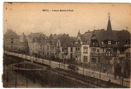 Metz Avenue Du Marechal Foch - Metz