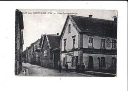 Allemagne - Rhénanie Palatinat - Gruss Aus Nieder Saulheim - Ober Saulheimer Str.  : Achat Immédiat - Allemagne