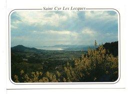 CPM - SAINT-CYR LES LECQUES - Saint-Cyr-sur-Mer