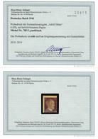 DR: MiNr. 785 P, Postfrischer Probedruck Mit BPP Befund - Germany