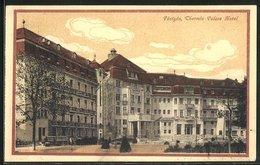 AK Pöstyén, Thermia Palace Hotel - Slovakia