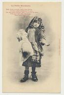 La Petite Mendiante  - Edition Bergeret - Bergeret