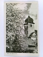 Bork I. W., Kath. Kirche, AK, Gelaufen 1954 - Allemagne
