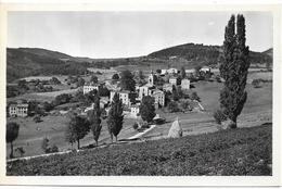LA VERSANNE Vue Du Bourg - Otros Municipios