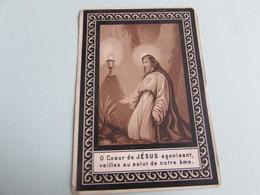 DOODSPRENTJE    PETRUS ARDIES - Images Religieuses