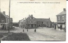 53 - Chatillon-sur-Colmont - Route De St Denis-de-Gastines - France