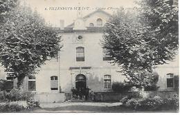 47     Villeneuve Sur Lot       Colonie  D'eysses     La Cour D'honneur - Villeneuve Sur Lot