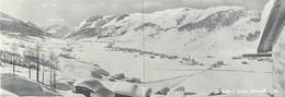 Cartolina Livigno (SO) 1953 Cartolina Doppia - Altre Città