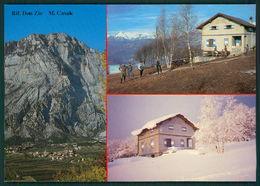 Trento Lomaso Rifugio Capanna CAI SAT Don Zio Pisoni Monte Casale FG R76 - Trento