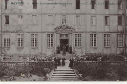 14 - 1009  -  BAYEUX  - Cour Interieure Du Séminaire - Bayeux