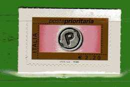 Italia ** - Anno 2008 - Posta Prioritaria Val. 2,20, Unif. 3122. Nuovo. - 2001-10:  Nuevos