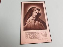 DOODSPRENTJE   MARIA JOANNA ARDIES - Images Religieuses