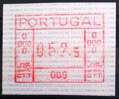 PORTUGAL Madère                 Timbre De Distributeur                   NEUF** - Madeira
