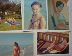 Photox5 BIKINI Swimsuit Beach Plage Sexy Woman Maillot De Bain Girls - Photos
