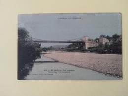 Les Vans Le Pont Suspendu - Les Vans
