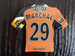 MAGNET SPORT FOOTBALL LORIENT 2007 - Sport